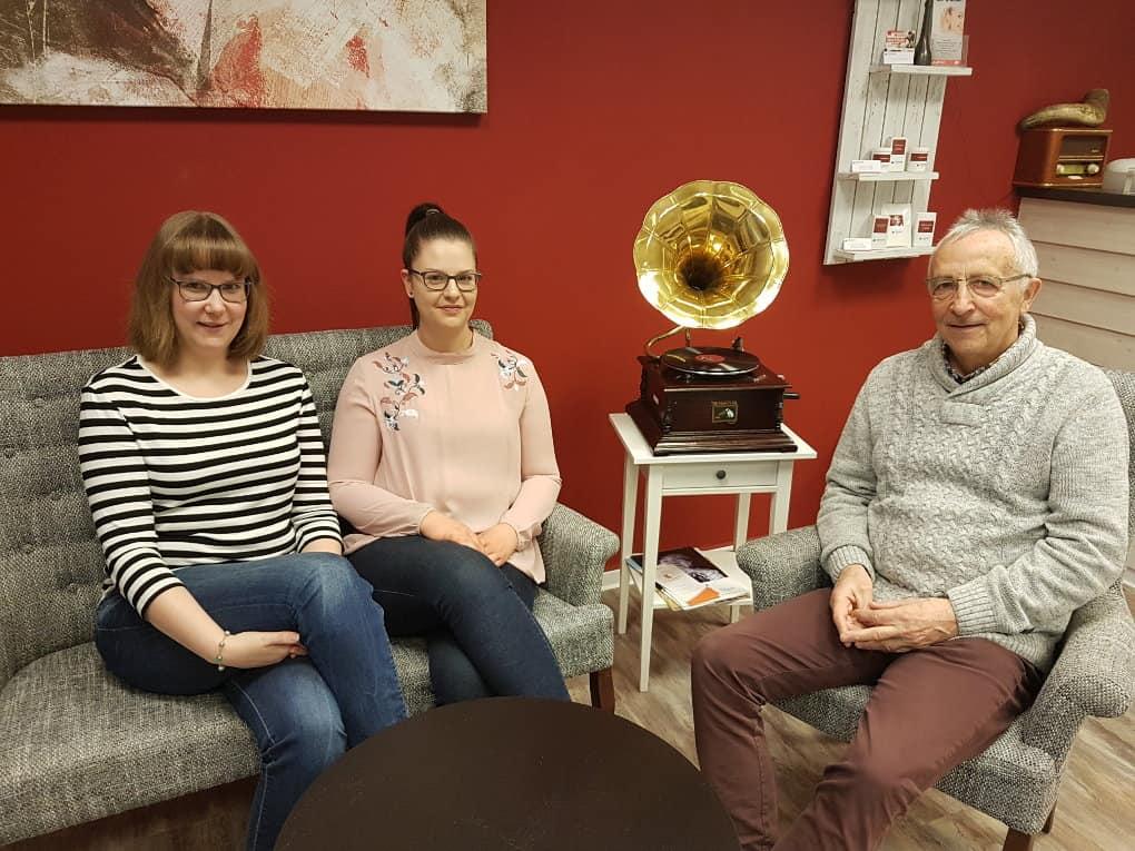 Team Hörstube - Hörgeräteakustiker
