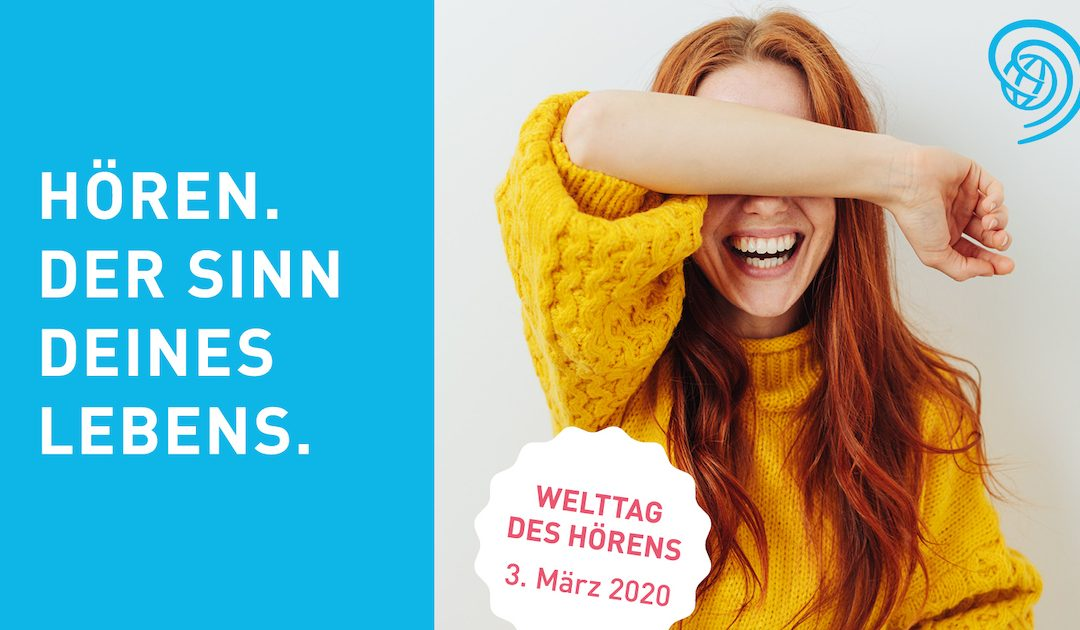 Welttag des Hörens am 3. März 2020