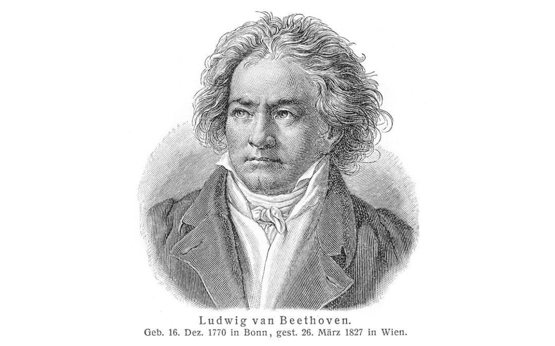 Beethovens Schwerhörigkeit