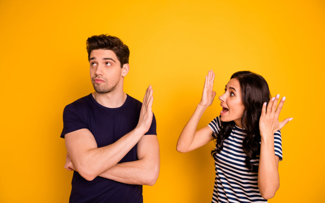 Studie belegt: Männer hören nicht zu